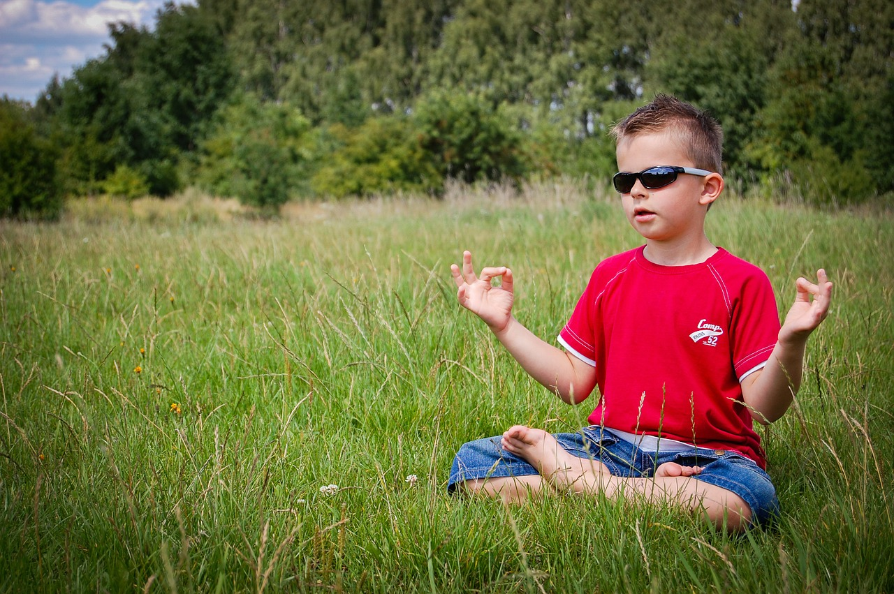 How to stop your mind wondering when you're 'trying' to meditate..