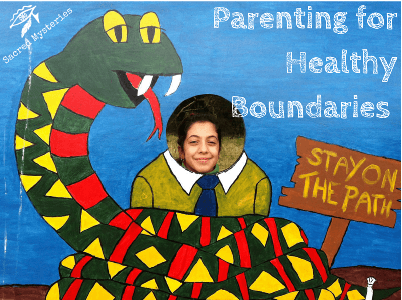 Parenting for Healthy Boundaries