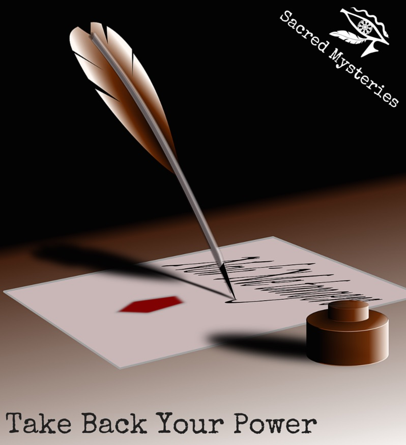 Take Back Your Power: You Are Your Scribe