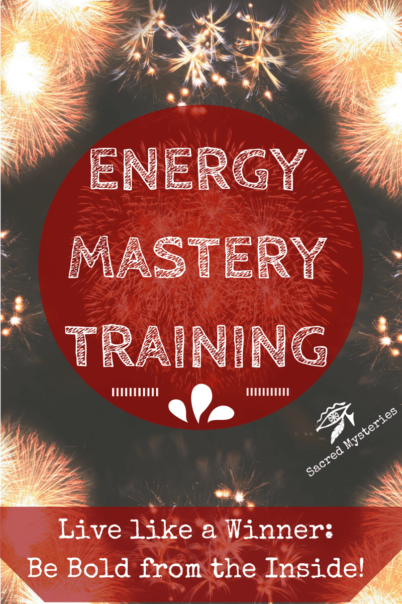 Energy mastery training