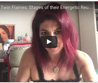 Energetic Stages of Illumined Twine Flame Reunion + their History