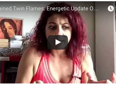 Illumined Twin Flames: Energy Update + Activating Your Grid Point