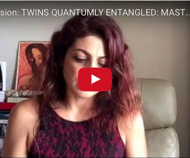 TWINS QUANTUMLY ENTANGLED