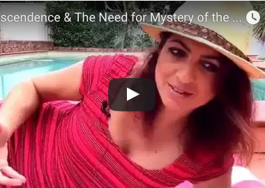 Transcendence & The Need for Mystery in Divine Beloved Union